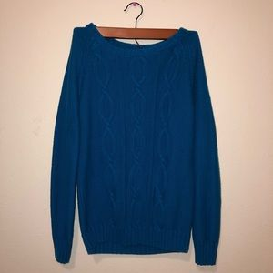 Old Navy Blue Sweater
